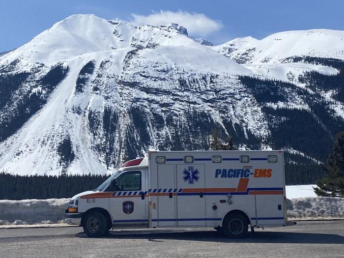 patient transfer alberta Medic 20 Jasper National Park min